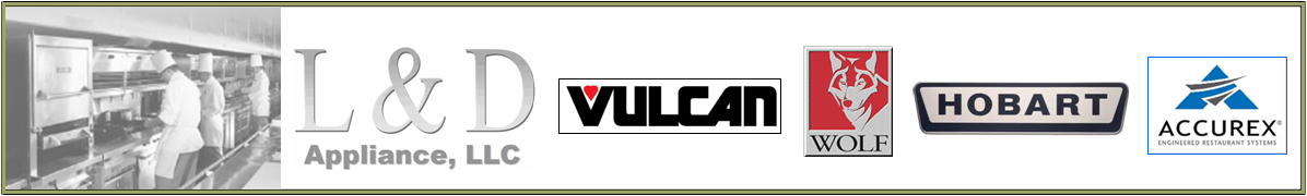 Discounted Vulcan restaurant cooking equipment