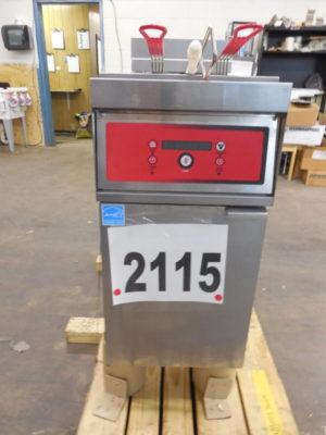 2115.01 Vulcan fryer 1ER50D-1