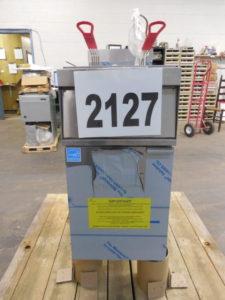 2127.01 Vulcan 1ER50A-1 Fryer