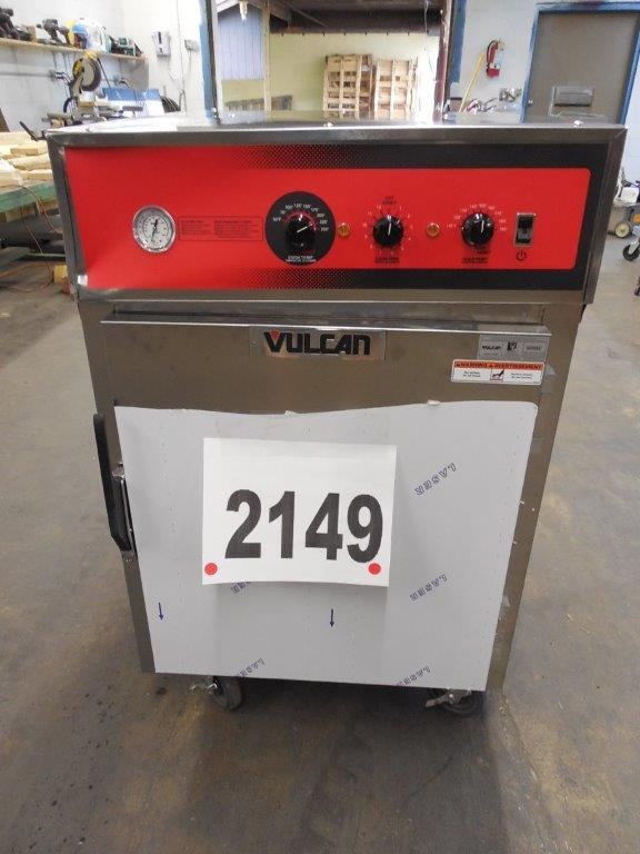 2149.01 Vulcan VRH8 Cook and Hold Oven