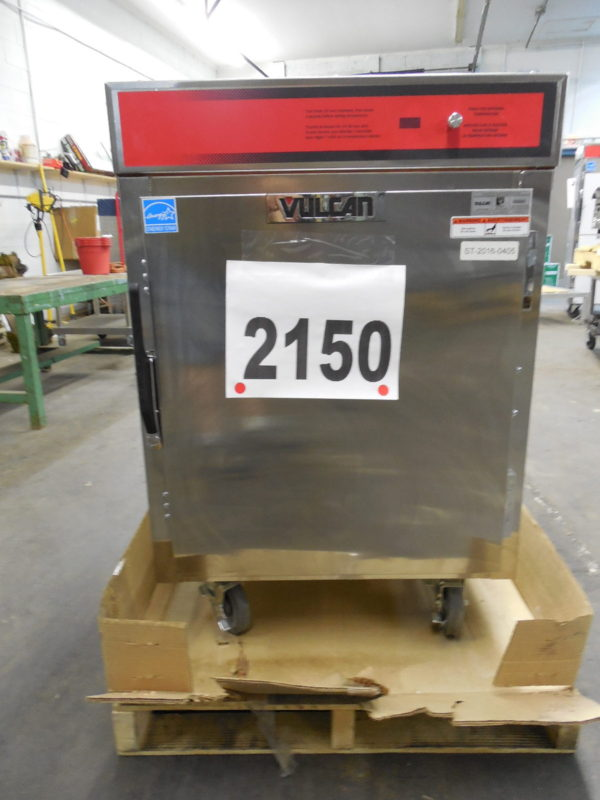 Vulcan Pass Through Cabinet 2150.01