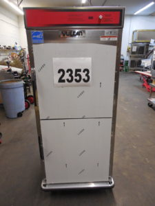 Vulcan Warm and Hold Cabinet 2353.01