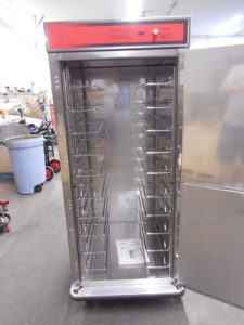 Vulcan Warm and Hold Cabinet 2353.02