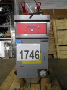 1746.01 Vulcan 1ER50DF-3 Fryer
