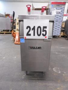 2105.01 Vulcan 1ER50A-1 Fryer