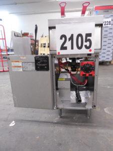 2105.02 Vulcan 1ER50A-1 Fryer