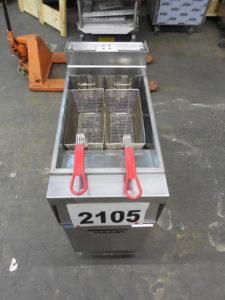 2105.03 Vulcan 1ER50A-1 Fryer