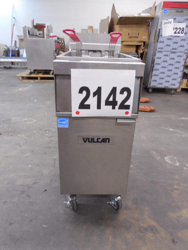 2142.01 1ER50A-1 Fryer