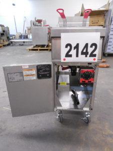2142.02 1ER50A-1 Fryer