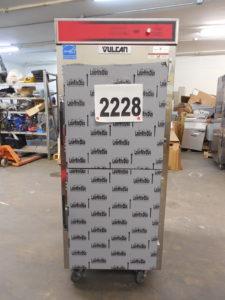 Vulcan Pass Through Cabinet 2228.01