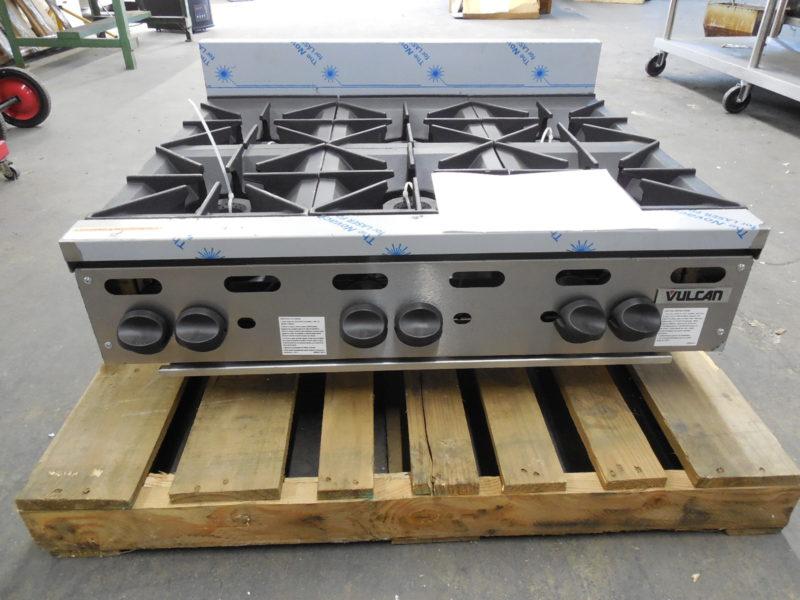 Vulcan VHP636-1 Gas Hot Plate 2465.02