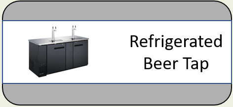 U-Star Refrigerated Beer Tap