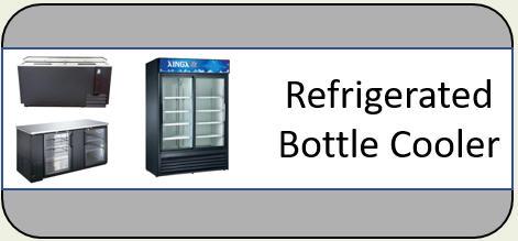 U-Star Refrigerated Bottle Cooler