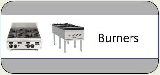 Vulcan Burner-Hot Plates