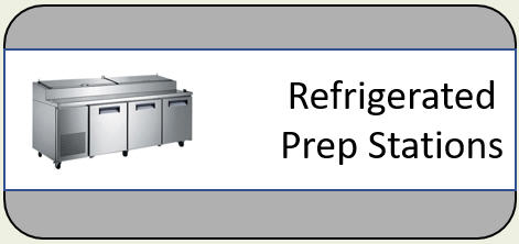 U-Star Refrigerated Prep-Station