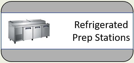 U-Star Refrigerated Prep-Station