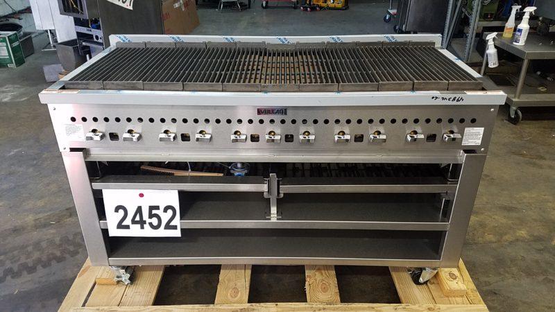 2452 Smoker-VCCB60 Charbroiler 2