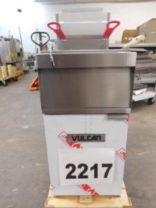 2217 Vulcan 1GR45M-1 Fryer