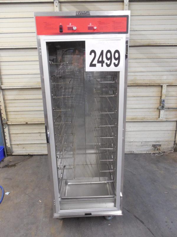 Vulcan VHU18 Warming Cabinet 2499.01