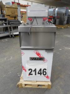 2146 Vulcan 1GR35M-1 Fryer