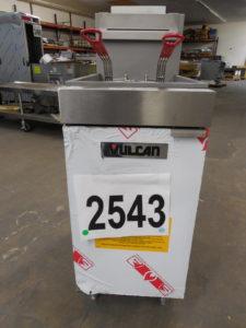 2543 1VEG35M fryer