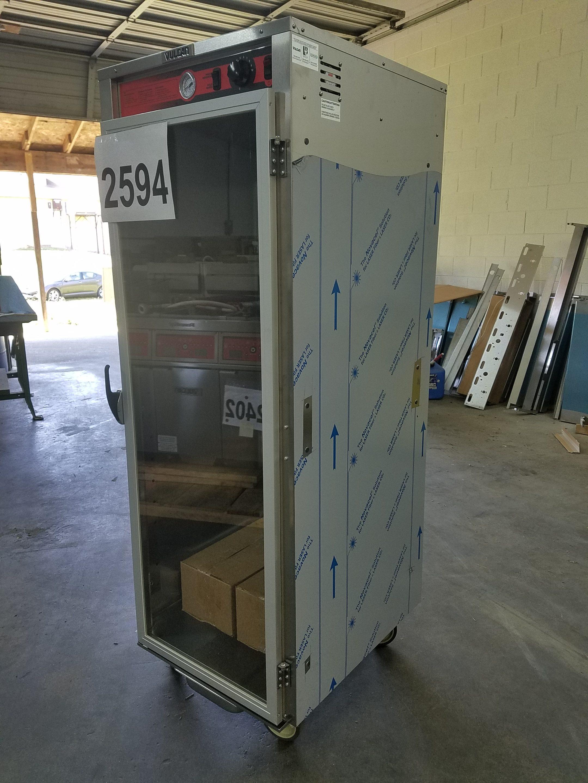 2594 Vulcan Vp18 Warming Cabinet Restaurant Equipment