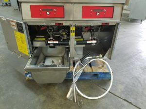 2626 2ER85DF-1-SBL Vulcan Deep Fryer 2