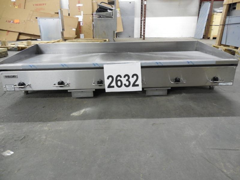 2632 Vulcan HEG72 Electric Griddle 2