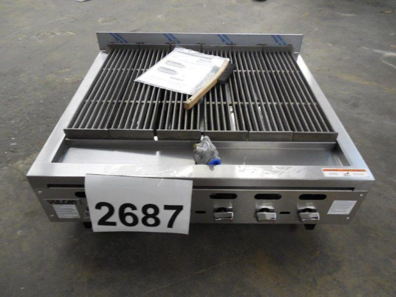 2687 Vulcan VACB36 charbroiler 2