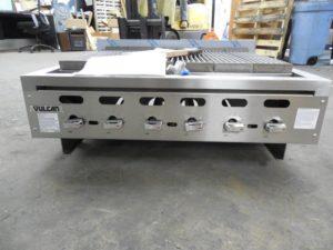 2687 Vulcan VACB36 charbroiler