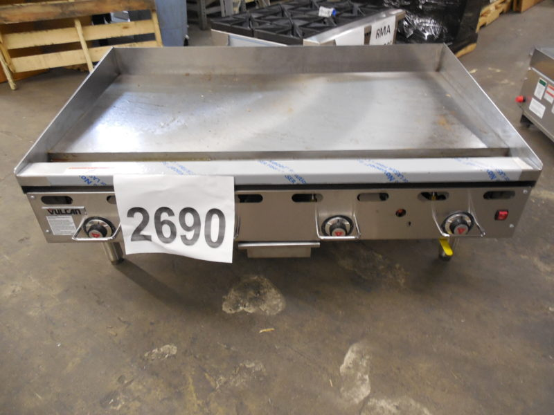2690 Vulcan 948RX griddle 2