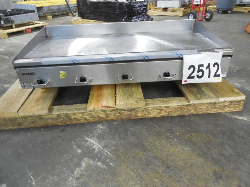 2512 Vulcan HEG60E Griddle 2