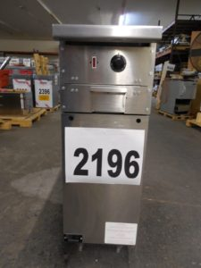 2196 Vulcan Electric Griddle EV12