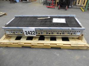 2422.05 VCCB72 Vulcan Charbroiler