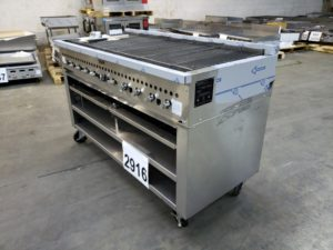2916 Vulcan VCCB60 Wood Assist Charbroiler (1)