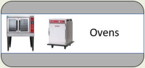 Vulcan Convection-Hold Ovens