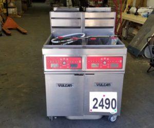2490 Vulcan 2GR45CF Fryer