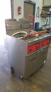2490 Vulcan 2GR45CF Fryer 4