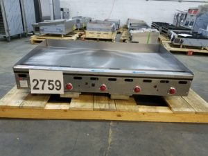 2759 Wolf ASA60-30 Griddle 1