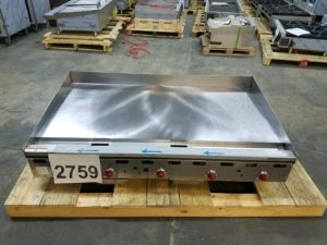 2759 Wolf ASA60-30 Griddle 2