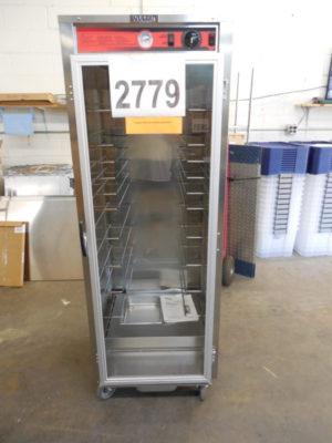 2779.01 Vulcan VP18 Warming cabinet