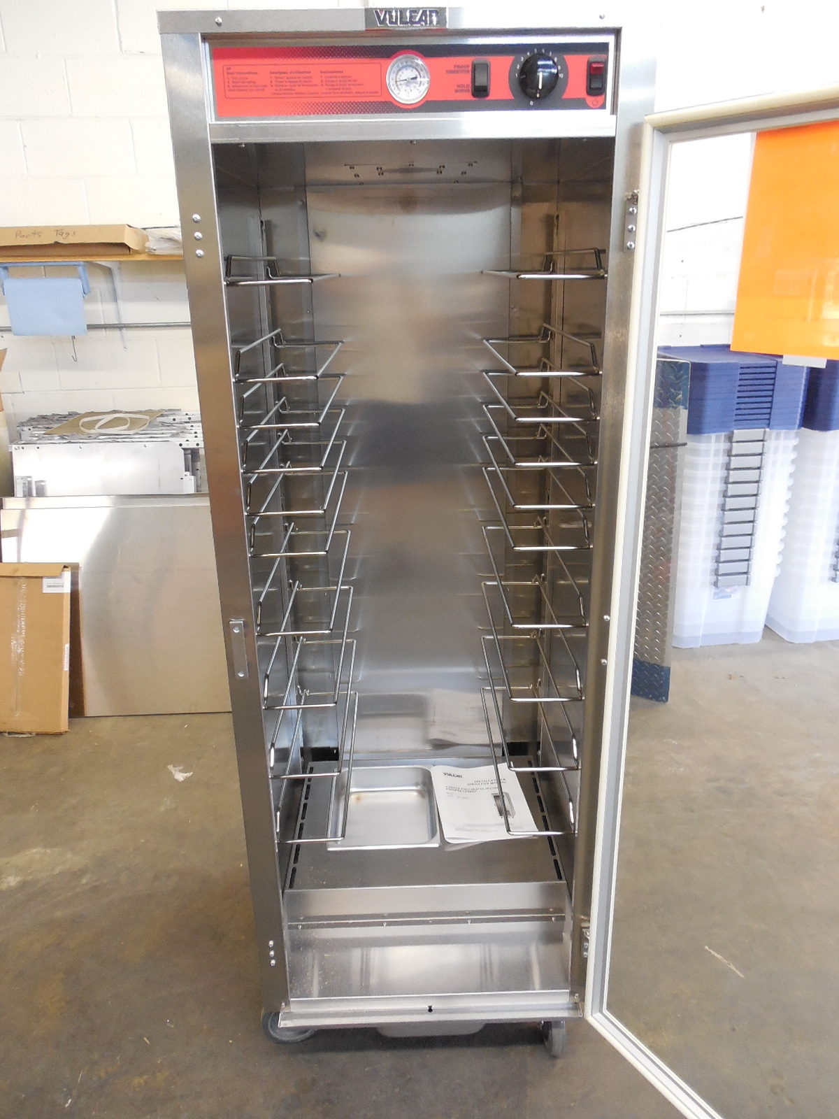 2779 Vulcan Vp18 Holding Proofing Cabinet Discounted