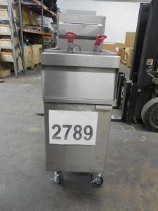 2789 Vulcan 1GR35M-2 Fryer (1)