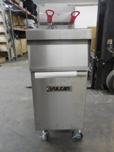2789 Vulcan 1GR35M-2 Fryer (5)