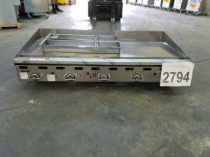2794 960RX Vulcan Griddle