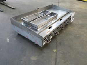 2794 960RX Vulcan Griddle 8