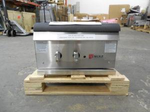 2798.01 Wolf WSPR1N1 Stock Pot Burner