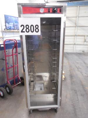 2808.01 Vulcan VP18 Proofing Cabinet