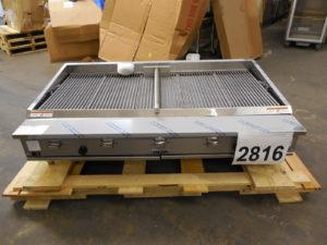 2816.01 Vulcan VTEC60 Charbroiler