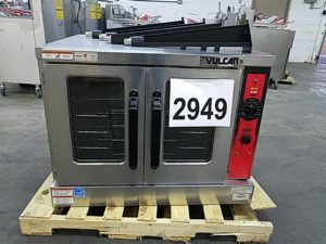 2949 Vulcan VC5GD Convection Oven (2)